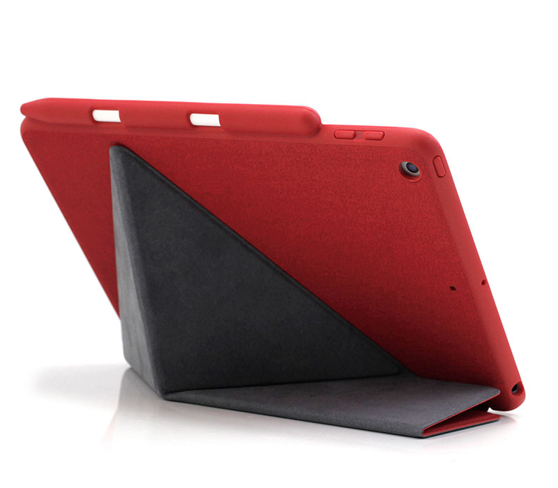 iPad origami case - Shop Folding Cover for iPad | Black VersaCover ... | 699x800